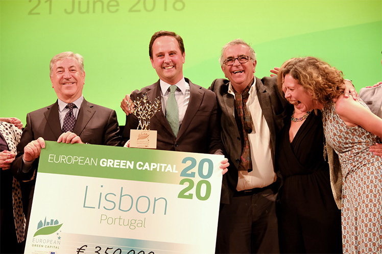 Capital Verde Europeia 2020